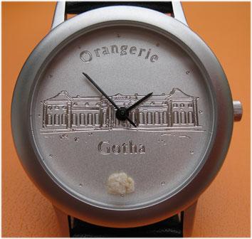 Gotha: Orangerie Uhr